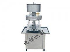 旋转式酒水灌装机