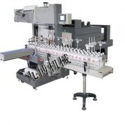 全自动套膜热收缩包装机