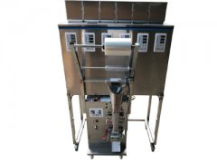 六种物料混合包装机